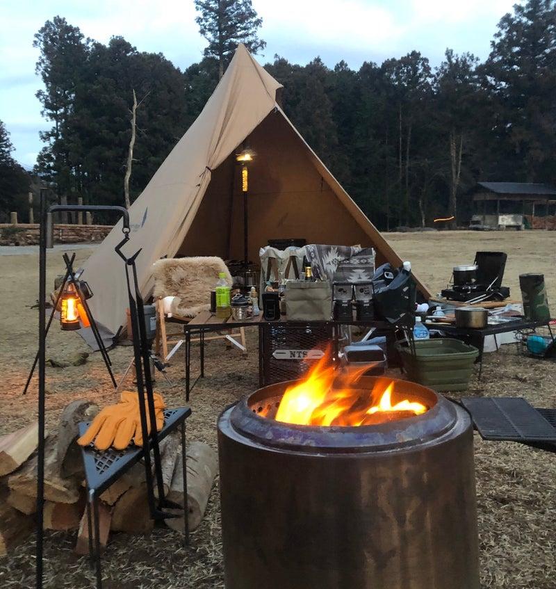 無骨 キャンプ
