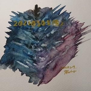 2021年3月5日(金)のソウルダイブアート:夜の底の中にの画像