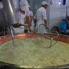 イタリア美食探訪ツアー 旅の途中でチーズ工場見学の画像