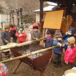 画像 3学期~節分、60kmロングウォークゴール!そして冬キャンプは雪遊び!年長さんはご飯炊き試験!! の記事より 29つ目