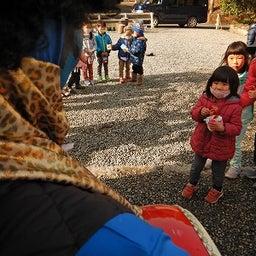 画像 3学期~節分、60kmロングウォークゴール!そして冬キャンプは雪遊び!年長さんはご飯炊き試験!! の記事より 6つ目