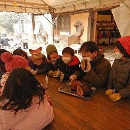 画像 3学期~節分、60kmロングウォークゴール!そして冬キャンプは雪遊び!年長さんはご飯炊き試験!! の記事より 33つ目