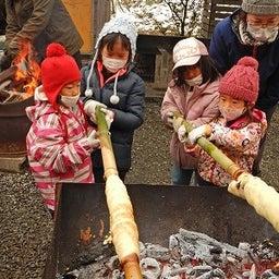 画像 3学期~節分、60kmロングウォークゴール!そして冬キャンプは雪遊び!年長さんはご飯炊き試験!! の記事より 32つ目