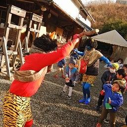 画像 3学期~節分、60kmロングウォークゴール!そして冬キャンプは雪遊び!年長さんはご飯炊き試験!! の記事より 5つ目