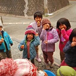 画像 3学期~節分、60kmロングウォークゴール!そして冬キャンプは雪遊び!年長さんはご飯炊き試験!! の記事より 4つ目