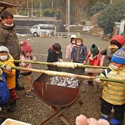 画像 3学期~節分、60kmロングウォークゴール!そして冬キャンプは雪遊び!年長さんはご飯炊き試験!! の記事より 31つ目