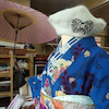 【輪舞教室】名古屋帯は経済的で結びやすい帯の画像