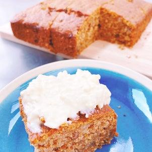 ♡懐かしい思い出の味♡スパイシーな大人のケーキ♡の画像