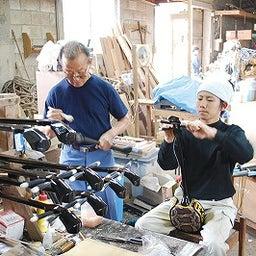 画像 沖縄の職人が手がける沖縄県産黒木三線! の記事より 9つ目