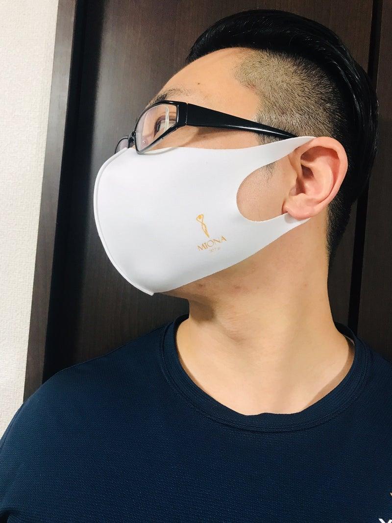 マスク ミオナ シルク ミオナのマスク