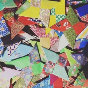折り紙にはまってみた❣️の画像