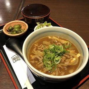 シンプルなカレーうどんが一番美味しいんです、四國うどん パンジョ店(堺市南区)の画像
