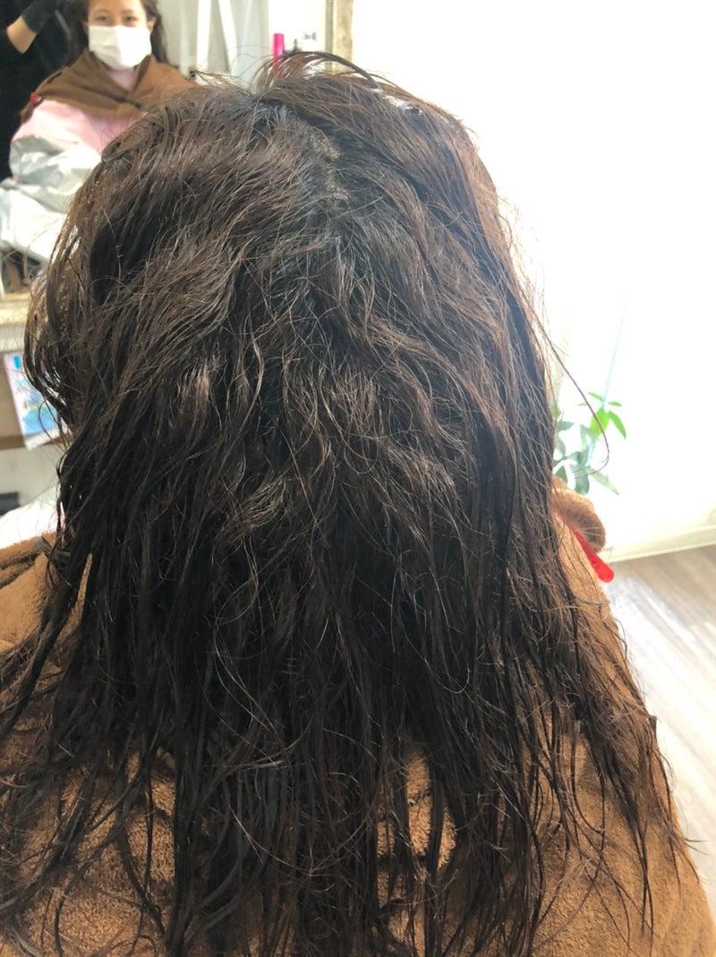 お客様の髪質にあった、縮毛矯正。艶ヘアー | Hair Dr.Nature