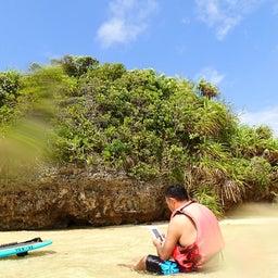 画像 川平湾無人島一周ツアー の記事より 17つ目
