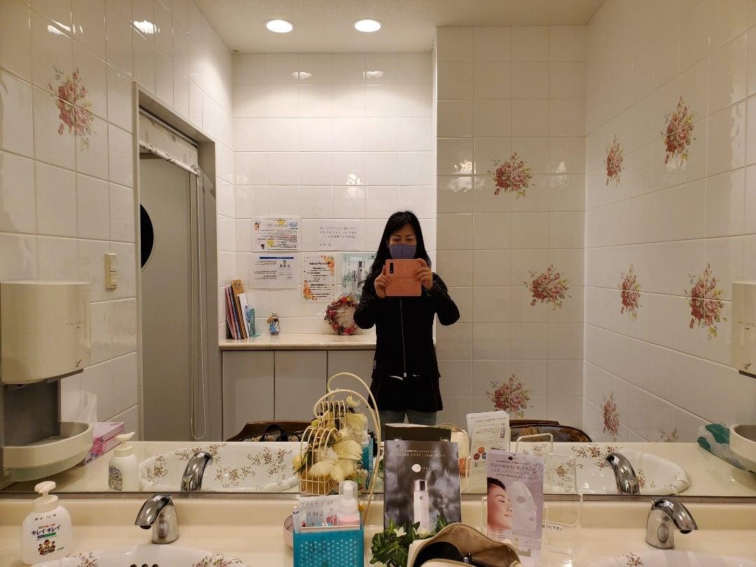 萩山医院でお肌がしっとり