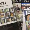 【Youtube動画】NORISANさんの「鳥のタロット」と2021年カレンダーの画像