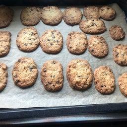 画像 さくクッキングチョコチップクッキー編✨ の記事より