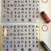 ハンドメイド文字盤の画像