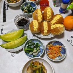 画像 すきやき肉豆腐、卵サンド、メロン の記事より 4つ目