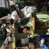 ベテラン、除塵機の整備中の画像