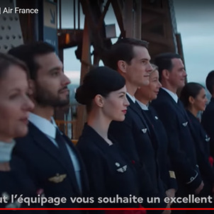 エール・フランスの「機内安全ビデオ」が凄すぎる!の画像