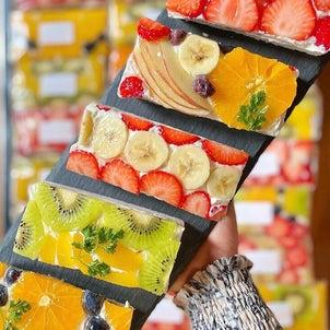 神戸スイーツ「恋するいちごのオープンサンド」販売開始まであと5日…♪の画像
