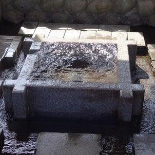 ▼『美味しい名水』で淹れた珈琲の画像