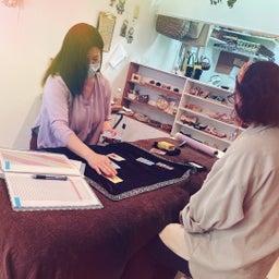 画像 今日❣️アロマ香水作り&占いのコラボセット❣️ころりん工房さんにて大阪レイキ伝授・ヒーリングサロン の記事より 3つ目