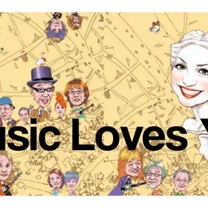 アイノアイノウタ/Music Loves You/Infinite Hope Orchestraの画像