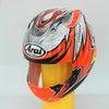 Arai RX-7X 國川選手用帽体 ペイントの画像