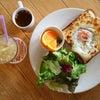オニジャスコーヒービレッジ(富田林)〜名前も食べてもおしゃれ感!自由が丘のクロックマダム〜の画像