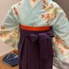 卒業式、袴( ¨̮ )の画像