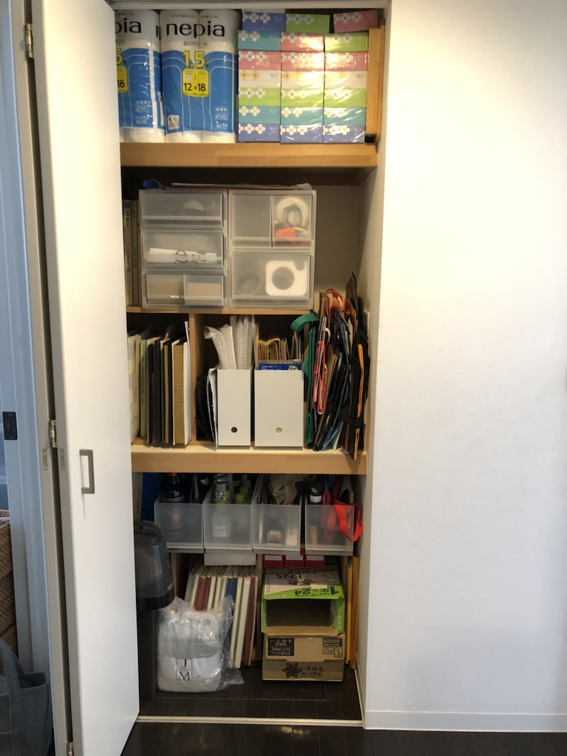 続【オンライン相談】80個の衣装ケースを整理して子ども部屋を作る