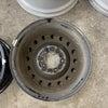 ホイール洗浄‼️〜ハイエーススチールホイール〜の画像