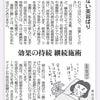 美容鍼について/日本農業新聞の美容コラム連載の画像