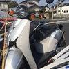 バイク廃車 つくば市の画像