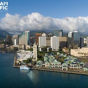 『ハワイ留学フェア 2021 春』 参加校シリーズ⑩ハワイパシフィック大学の画像