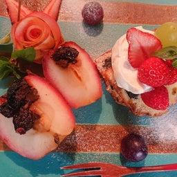 画像 フルーツと紅茶の、パウンドケーキ の記事より 7つ目