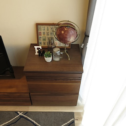 画像 マンションの家具の配置提案 ④ リビングと隣接する洋室とつなげて家具を配置!家具の配置換え提案も の記事より 15つ目