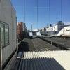 駅の改札から見えた富士山 藤沢店の画像