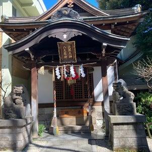 東神社の画像