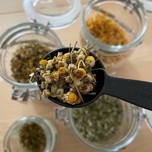 ハーブの時間「香草とお酢」の画像