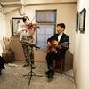 4月18日(日)午後「泣きたい時に聴くバイオリン」小さなコンサート@ひのつみ画廊の画像