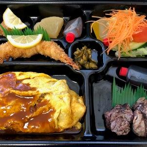 3月のお弁当の画像