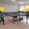 3月 【卓球】と【キューブパズル】の画像