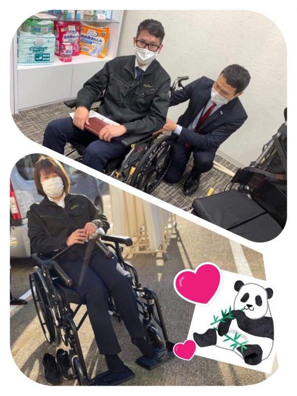 車いすの勉強会「KJP5」