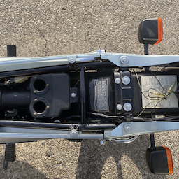 画像 ⭐️⭐️⭐️⭐️極上のCafe Racer Z1R-ⅠがSold Outになりました! の記事より 17つ目