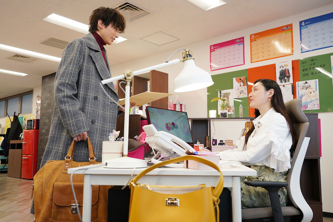 本音を隠した年下王子・亮を演じる小関裕太さんに聞いちゃいました!の記事より