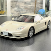 【OneModel】NA2 NSX 土屋圭一Ver. Pearl White 1/18の画像