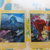 ブログに来て下さった方への春分の日カードの画像